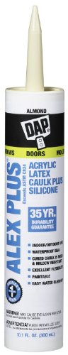 dap-18135-alex-plus-acrylic-latex-caulk-plus-silicone-almond-101-oz-cartridge-18130