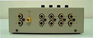 Amazon.com: LUXMAN AS4III selector laksman AS-4III: Electronics