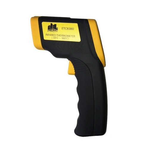 Etekcity Temperature Gun Non-Contact Infrared Thermometer w/ Laser Sight