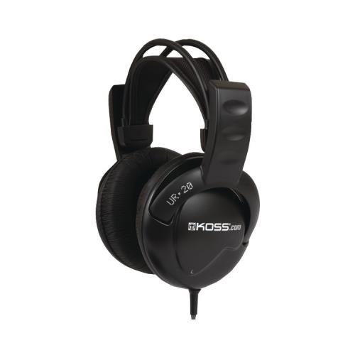Koss Ur20 Ur20 Full-Size Over-The-Ear Headphones (Koss 181363)