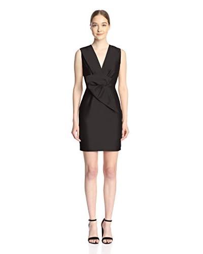 Gracia Women's Ribbon Bow Sleeveless Dress