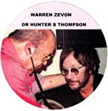 Warren Zevon Doctor's Visit Pin