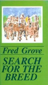 Search for the Breed (Thorndike Large Print Western Series)