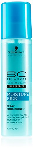 Schwarzkopf Bc Moisture Kick Spray Balsamo Per Capelli In Spray - 200 ml