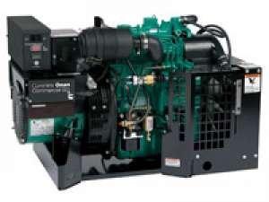 Cummins Onan 7.5Hdkal-2 - Commerical Mobile Generator Set Standard Diesel Series Sd 7.5 60 Hz/6.0 50 Hz