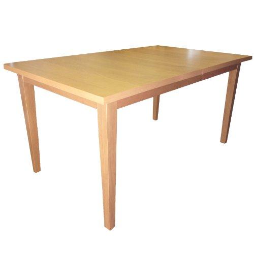 Ex Argos Winslow Beech Extending Veneer Dining Kitchen Table 180 cm
