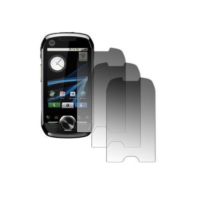 3 Pack of Premium Crystal Clear Screen Protectors for Motorola i1 [Accessory Export Brand Packaging]