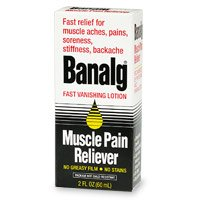 Buy Banalg Liniment Lotion for pain relief - 2 oz (FOREST LABORATORIES., Health & Personal Care, Products, Health Care, Pain Relievers, Alternative Pain Relief)