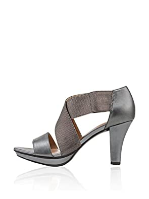 Pewter Colored Naturalizer Sandals