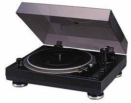 SONY レコードプレーヤー PS-LX350H