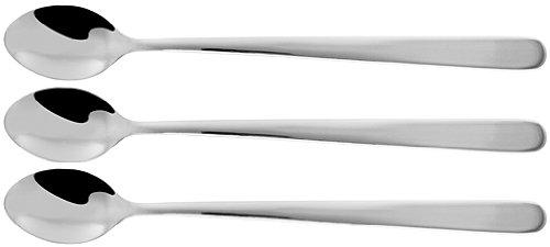 Fackelmann 41421 3 cuillres  long manche 19cm