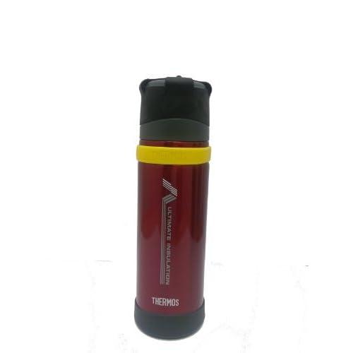 サーモス 山専ボトル ステンレスボトル バーガンディー FFX-500 BGD