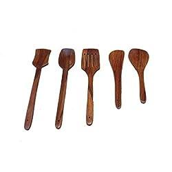 Wooden Spoon Set