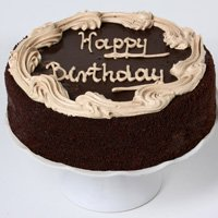 Chocolate Fudge Birthday Cake 10