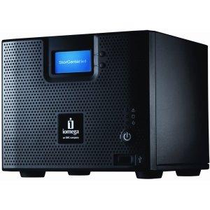 Iomega StorCenter ix4-200d Cloud Edition Network Storage Server. STORCENTER IX4-200D NAS 8TB CLOUD EDITION NAS-DS. Marvell 6281 1.20 GHz - 8 TB (4 x 2 TB) - RJ-45 Network, USB