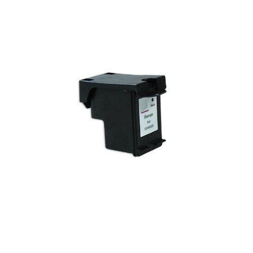 Alternativ zu HP CC654AE / Nr 901 XL Tinte Black (18,00 ml) für HP OfficeJet J 4500 Series / 4524 / 4535 / 4540 / 4550 / 4580 / 4600 Series / 4624 / 4660 / 4680 / 4680 C OfficeJet 4500 / 4500 Wireless