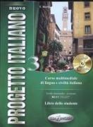Nuovo Progetto Italiano / Libro Dello Studente 3