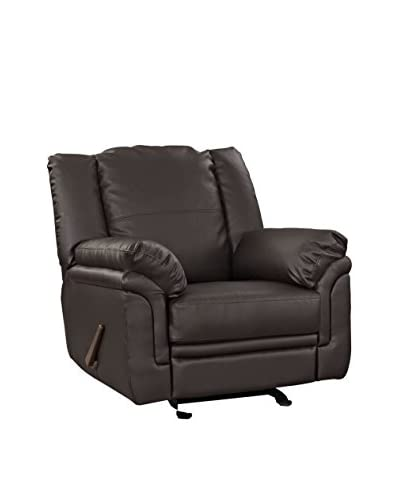 Modway Grand Recliner, Brown