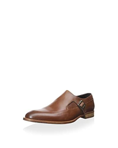 Kenneth Cole Reaction Men's T-Rack Record Monk Strap Oxford