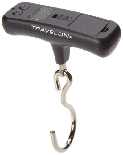 travelon-micro-scale-black-one-size