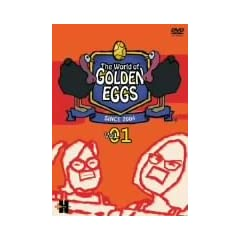 The World of GOLDEN EGGS Vol.01 [DVD]