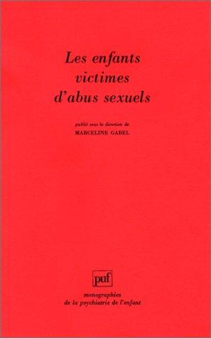 Les Enfants victimes d'abus sexuels