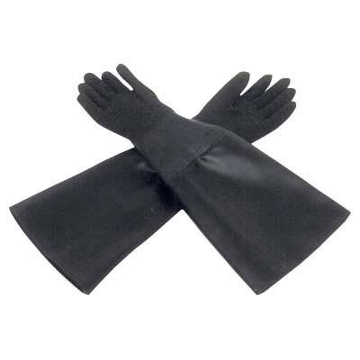 Pair Replacement Blasting Cabinet Gloves - 24in x 6inB0000AWY9I : image