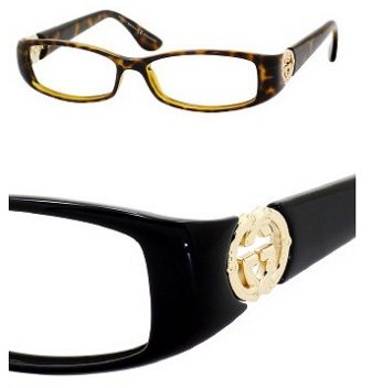 Gucci GG3066 Eyeglasses - 0D28 Black - 51mm