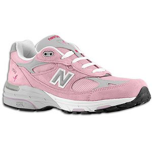New Balance Women's WR993 Running Shoe,Pink,8.5 B