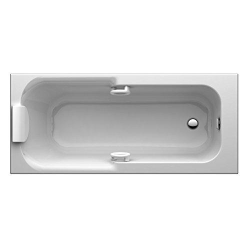 Mischbatterie Dusche Ideal Standard : ideal standard j480301 cheops , rechteck badewanne 150 x 70 wei?