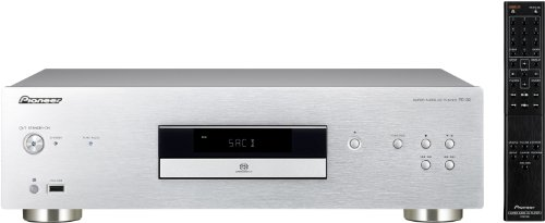 Pioneer PD-30-S Super Audio CD Player - Silver Black Friday & Cyber Monday 2014