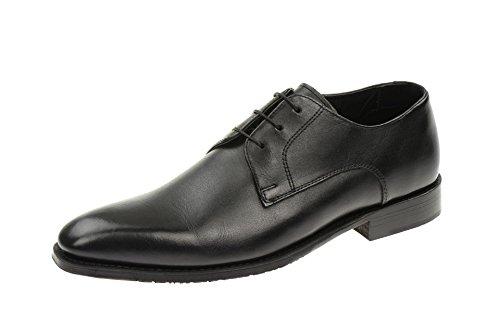 Gordon & BrosGordon & Bros Lorenzo Schuhe schwarz Business - Scarpe stringate Uomo , Nero (nero), 43