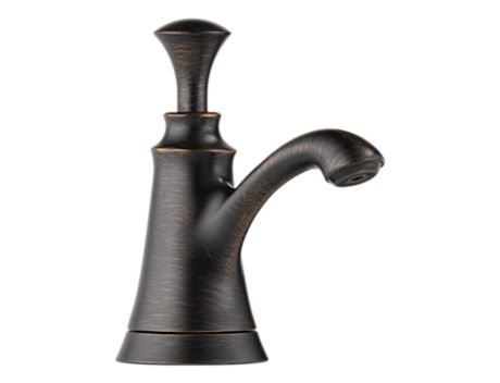 Brizo Baliza Venetian Bronze Soap or Lotion Dispenser (Venetian Bronze Soap Dispenser compare prices)