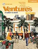 img - for Ventures Basic Student's Book with Audio CD book / textbook / text book