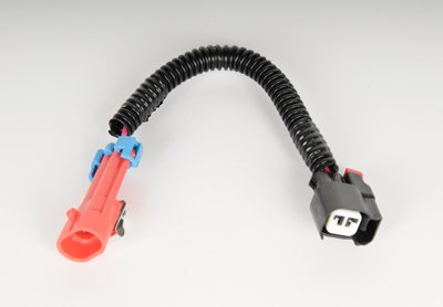 ACDelco 19257603 GM Original Equipment Evaporative Emissions Canister Vent Valve Solenoid Jumper Wiring Harness