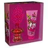 Betsey Johnson By Betsey Johnson For Women. Set-eau De Parfum Spray 3.4 Oz & Body Lotion 6.7 Oz