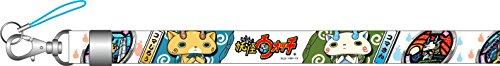 ハセプロ 妖怪ウォッチネックストラップ 妖怪ウォッチ07 コマさん&コマ次郎NS