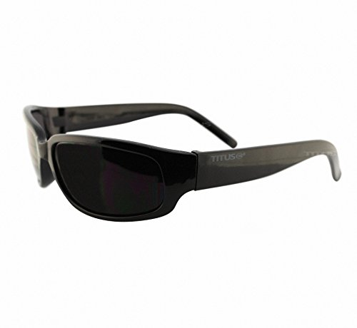 Titus G15 Bold Classic Sunglasses - Sports Safety Glasses (Standard, Standard) (Ga Bulldogs Sunglasses compare prices)