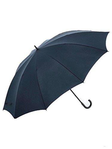 UVION 直径160cmのビックサイズ 長傘 ネイビー