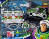 Disney Toy Story Buzz Space Action Set 10th Anniversary