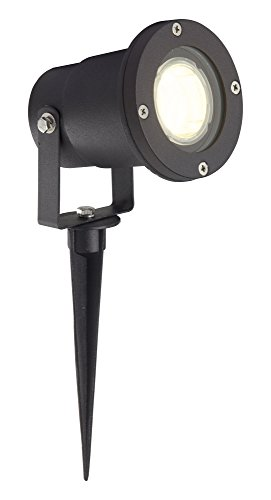 LED-Auenstrahler-mit-Erdspie-1x-3W-GU10-LED-inkl-IP44-250-Lumen-3000K-warmwei-Aluminium-Glas-schwarz