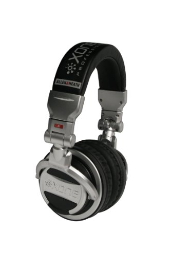 Allen & Heath Xone:Xd-53 Professional Monitoring Headphones front-505363