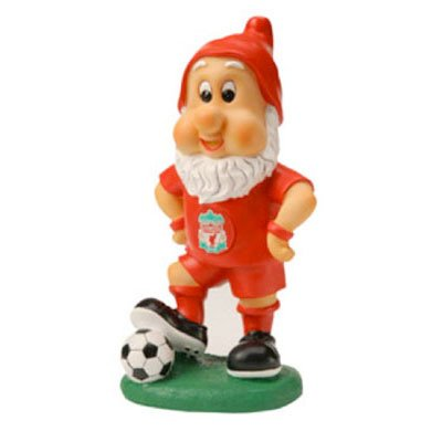 Liverpool FC Garden Gnome – Football Gifts