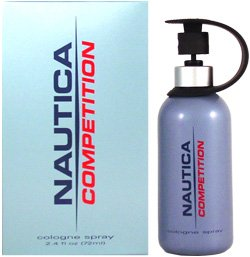 Nautica Competition by Nautica Fragrances for Men - 2.4 oz EDC Spray