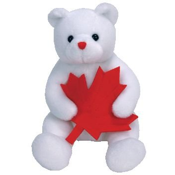 1 X TY Beanie Baby - NORTHLAND the Bear (Canada Exclusive) - 1