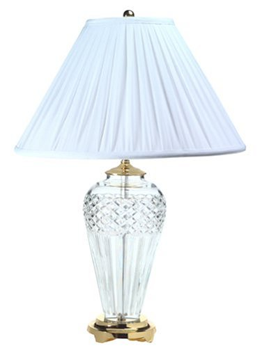 Waterford Crystal Lamp Shade, Waterford Crystal Table Lamp Shades