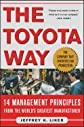 Toyota Way 14 Management Principles from the World's Greatest Manufacturer (Hardcover, 2003)