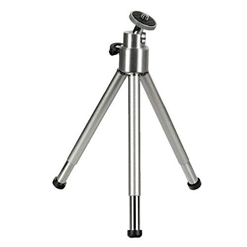 HAMA-Mini-Treppiede-3-sezioni-14-21-cm-124-g-Argento