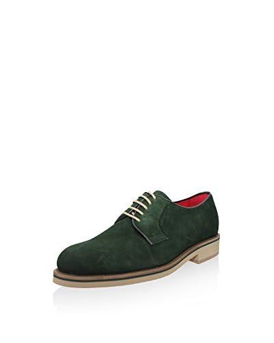 REPITTE Zapatos Oxford Verde