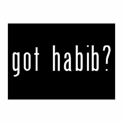 teeburon-got-habib-sticker-pacchetto-di-4